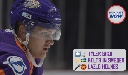 Tyler Bird, Bolts in Sweden and Lazlo Holmes!